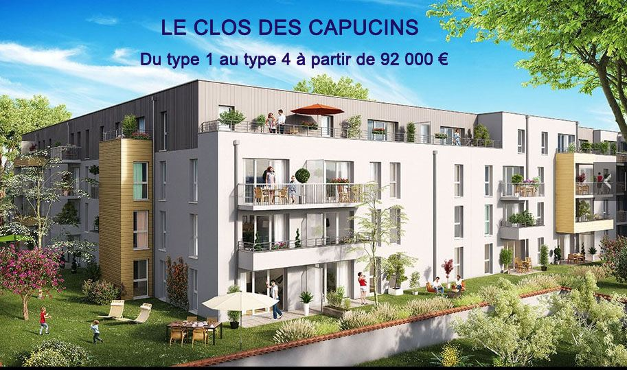 APPARTEMENT CAPUCINS Reims
